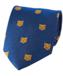 TOYECC - Goldsmiths Member's Silk Tie | Blue