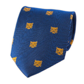 TOYECC - Goldsmiths Member's Silk Tie | Blue