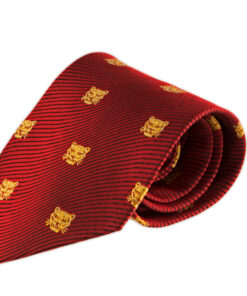 TOYECC - Goldsmiths Member's Silk Tie | Red