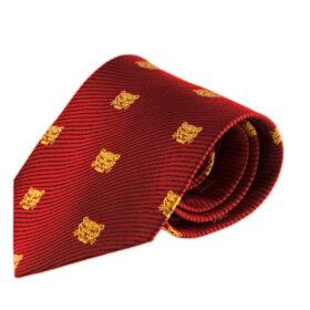 TOYECC - Goldsmiths Member's Silk Tie | Red