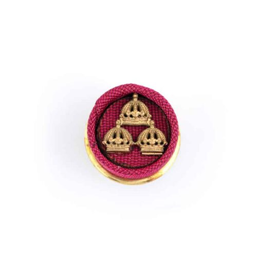 The Most Honourable Order of the Bath Lapel Pin - Order of the Bath masonic - Order of the Bath medal for sale