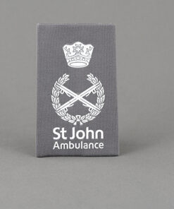 TOYECC - St John Ambulance NHQ Level R2 Rank Slide Grey