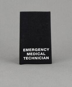 TOYECC - St John Ambulance EMT Rank Slider Black