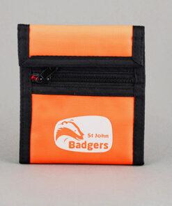 TOYECC - St John Ambulance Badger Wallet – Orange