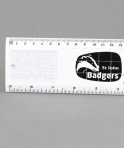 TOYECC - St John Ambulance Badger Puzzle Ruler