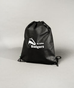 TOYECC - St John Ambulance Badger Drawstring Bag