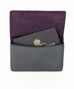 TOYECC - Order of the British Empire (OBE) Leather Card Holder