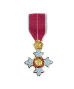 TOYECC - CBE Miniature Medal | Military
