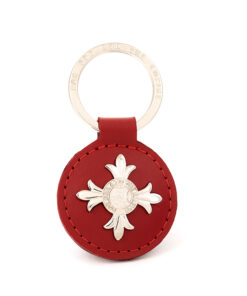 Order of the British Empire (OBE) Genuine Leather Key Fob - Order of the Most Excellent British Empire - OBE Medal for sale