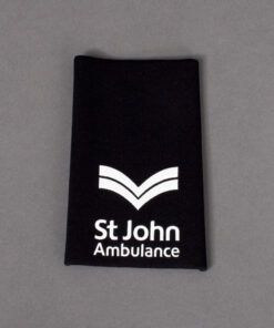 TOYECC - St John Ambulance Corporal Rank Slider
