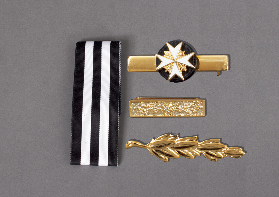 Medal Ribbon and Accessories